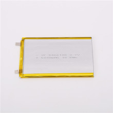 Small lipo 5000mah lithium battery pack 5466108 for medical device