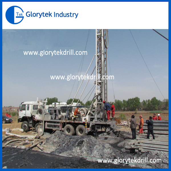 Most Popular, Truck Mounted Bore Hole Drilling Machine