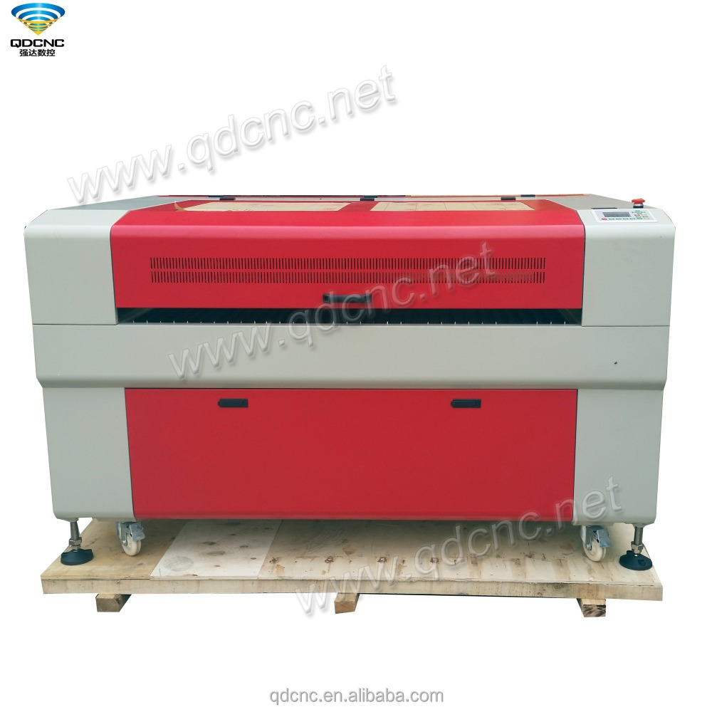 150 watts laser cutting machine 1390 co2 laser cutter QD-1390 models: QD-6040/9060/1290/1390/1490/1610/1325/1530 optional