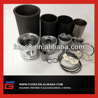 cylinder liner and piston kit for Mitsubishi 8DC9