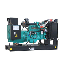 Electrical equipment genset 100kw ac synchronous generator