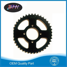 Long working life motorbike chain, motorcycle chain sprocket price, motorcycle parts