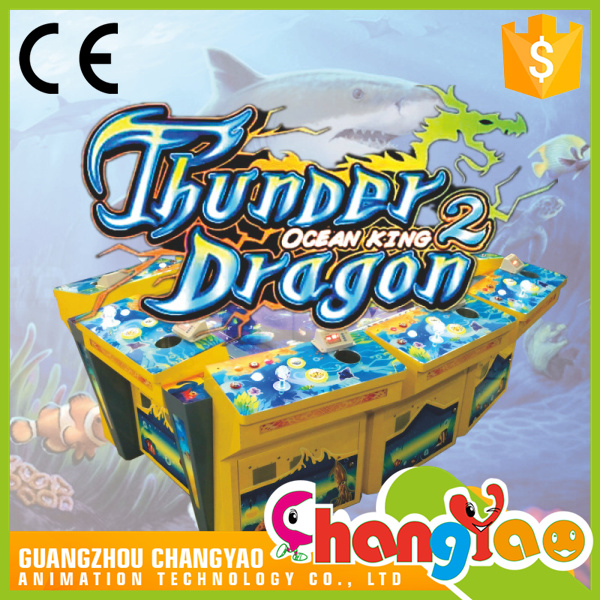 High Profit IGS Thunder Dragon Arcade Game Machines Sale