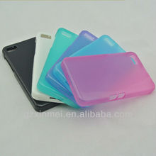 tranparent glossy inner mat for blackberry z10 tpu case