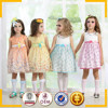 Very very cheap flower girl dress / fashion dresses young girl