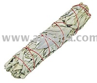 "Large 9"" White Sage Smudge Stick"