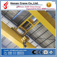 20 ton double girder overhead crane with hook