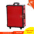 Best Quality Rolling Trolley Train Case with Lights & 4 Legs/Stands, Cosmetic Working Station, Size:580*450*228mm