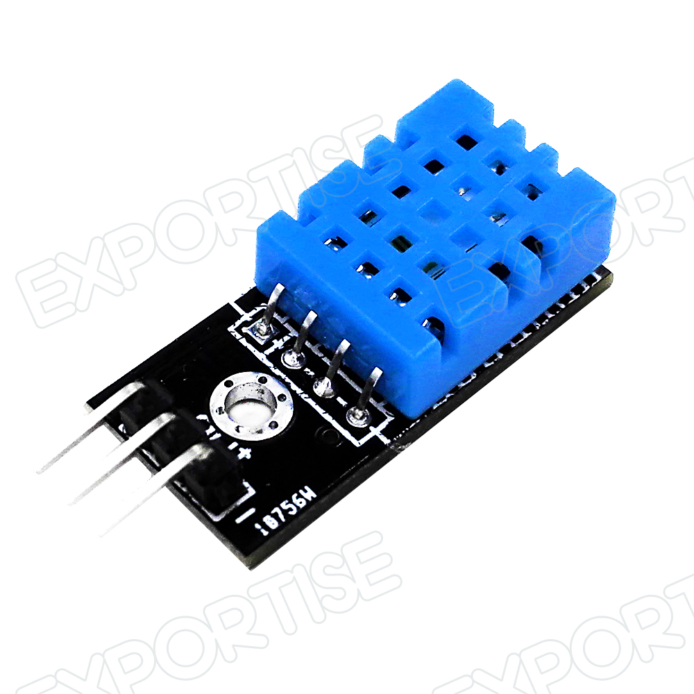 DHT11 Digital Temperature Humidity Sensor Moudle Probe For Arduino