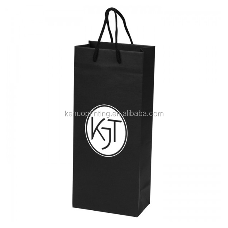 wine bottle gift paper bag packaging gift bags