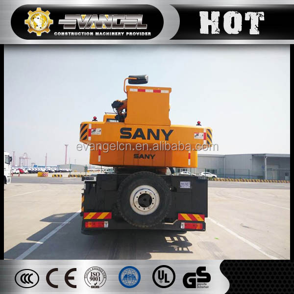 High Power 50 ton Popular SANY Mobile Truck Crane STC500