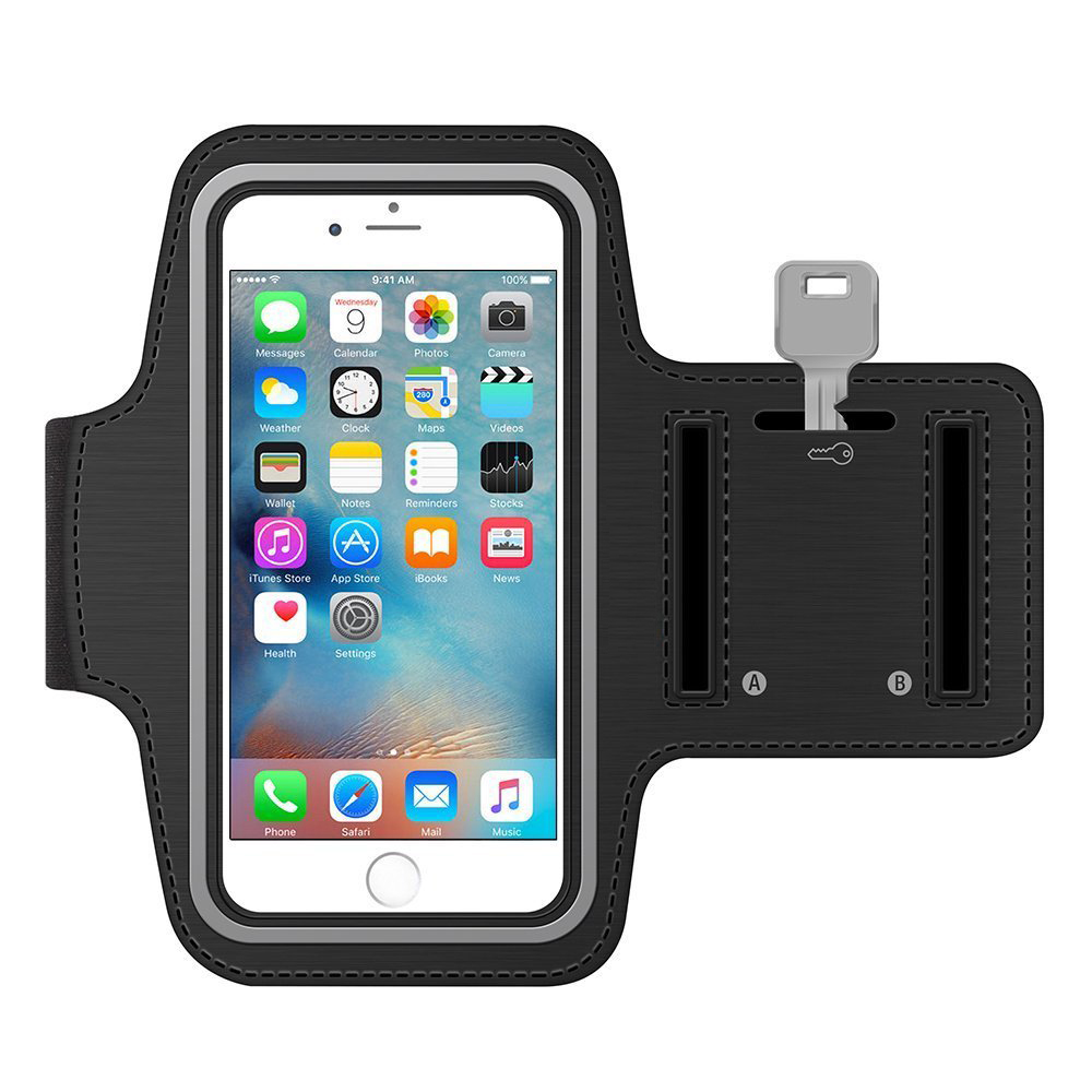 Smart Phone Sport Armband Case, Jogging Armband Pouch Case, Universal Armband Case For Iphone 6