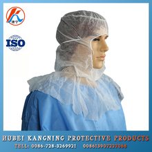 Custom disposable doctor surgical hood hat