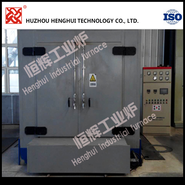 High temperature hot air circulating drying oven