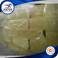 Water proof insulation rockwool cube with alumina foilfor building