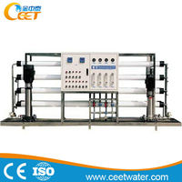 CEET reverse osmosis system China manufacturer water purification plant