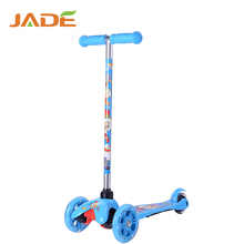 EN71 Approval Cheap Kids 4 Wheel Kick Scooter for baby age
