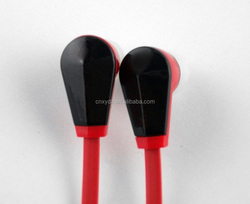 Promotional earphone for apple earphones with remote and mic