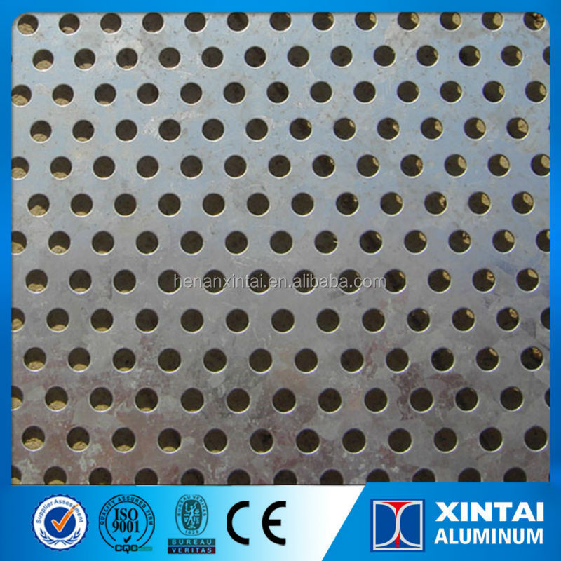 Perforated Aluminum Sheet 1100 Metal Roll Prices