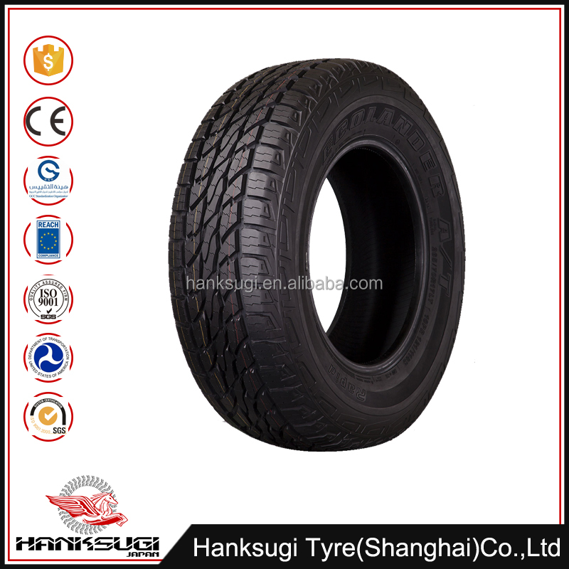 Chinese factory cheap price winter studded tubeless Car Tyres New P215/75R15 215/70r15 235/75r15 Direct Manufacturer Car Tire
