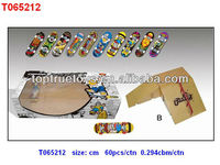 mini finger skate boards with platform set for sale