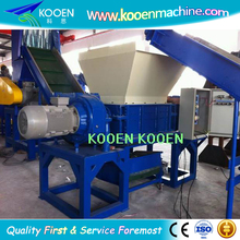 New condition small metal shredder machine
