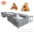 Hot Selling Sesame Candy Granola Energy Bar Making Peanut Brittle Machine