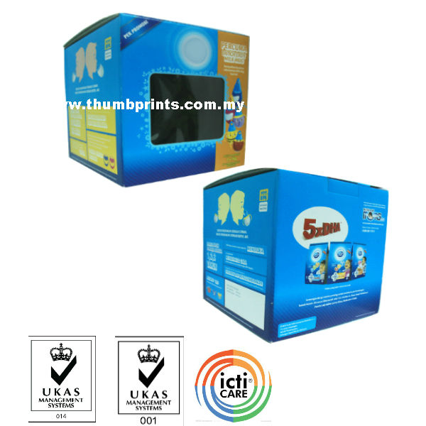 Commercial Packaging Boxes