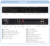 Ture 4 by 4 Hdmi Matrix 4x4 support POE with IR control CEC, EDID single cat line