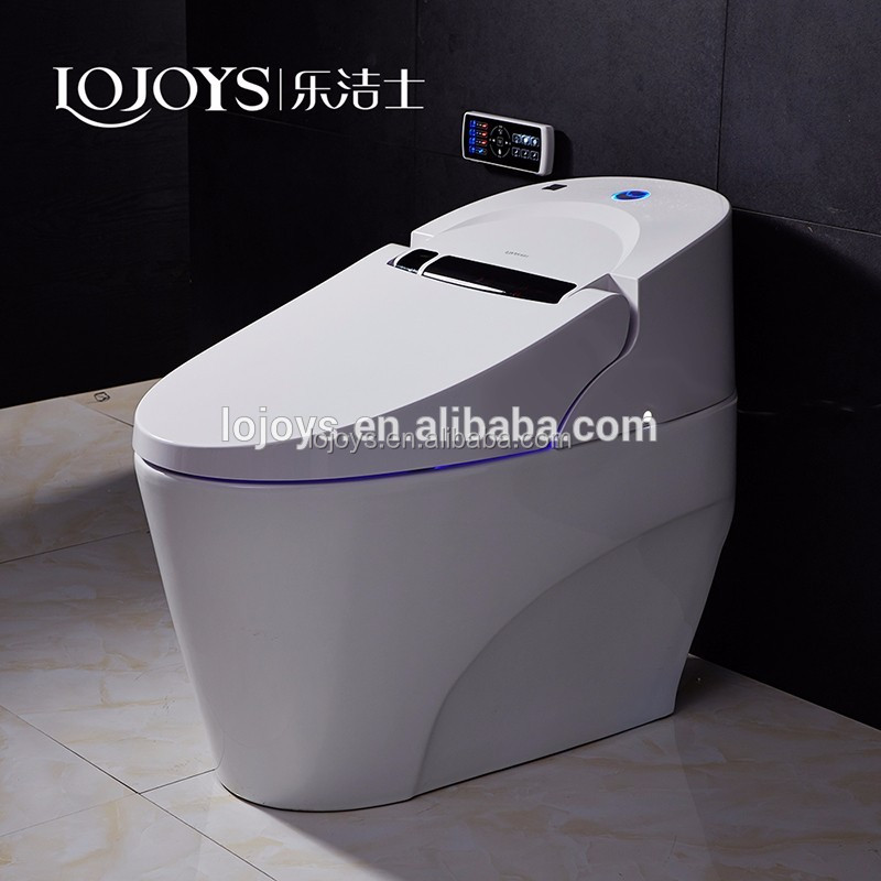 Best price high quality automatic operation smart toilet factory price