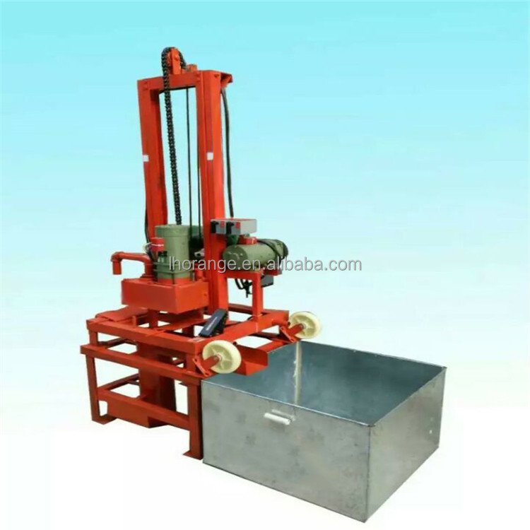 New model designed small portable well drilling machine