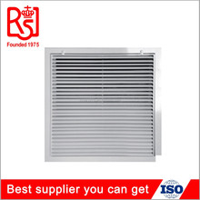 Factory T-Bar Aluminum Return Filter Air Conditioning Air Diffuser Exhaust Air Grille