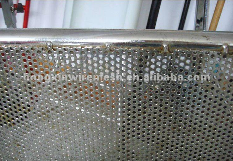 Perforated Metal Sheet/Mesh(factory) for decoration and construction
