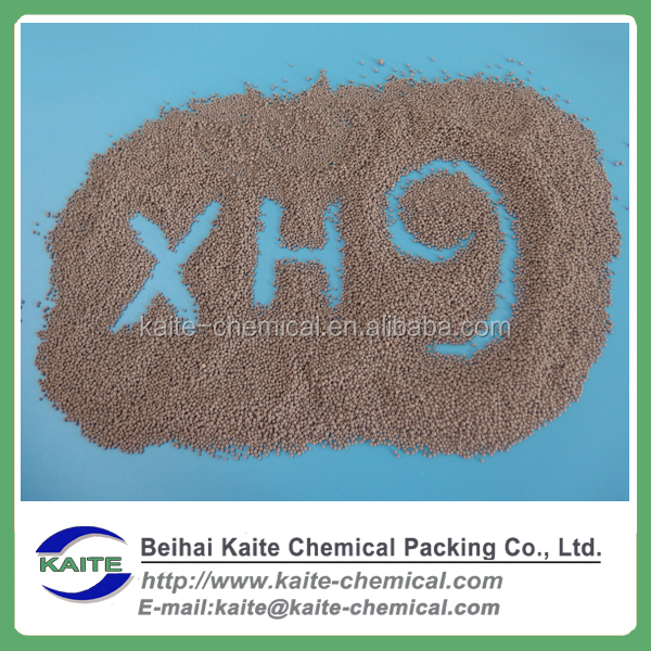 Refrigerant desiccant XH-9 zeolite molecular sieve suitable for air conditionings of refrigeratory