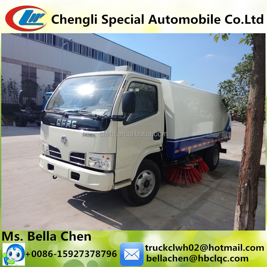 Brand new runway sweeper truck, pavement sweeper truck for sale
