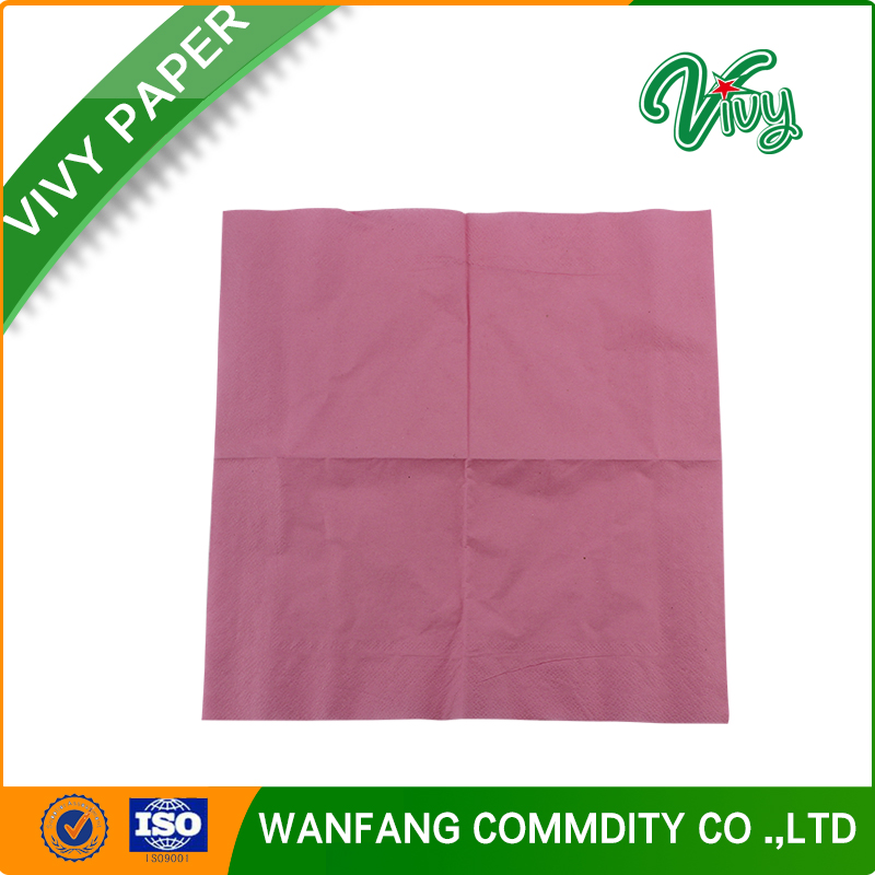 Disposable Party Napkins Application decorative folding party table paper tissue