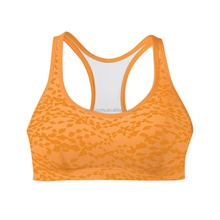 sexy bra for girls custom sublimation sports bra