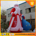 For Event 20ft Christmas Inflatable Santa