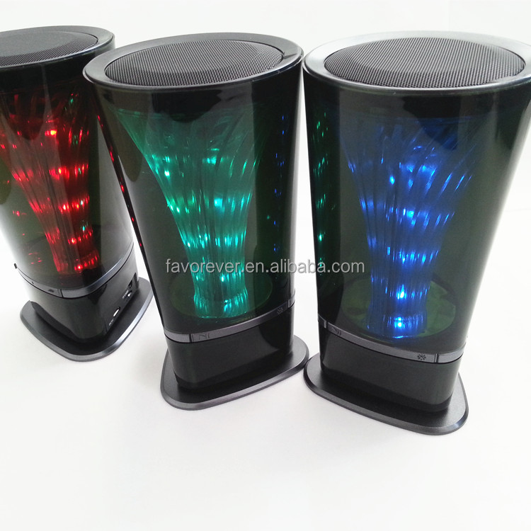 manual for mini digital round speakers with FM radio/TF card/bluetooth/audio in function