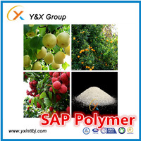 Agricultural technology agriculture SAP Polymer water absorbing gel