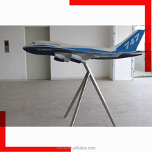 200CM decorative plane toys 747 Boeing 1:36 model plane model for display