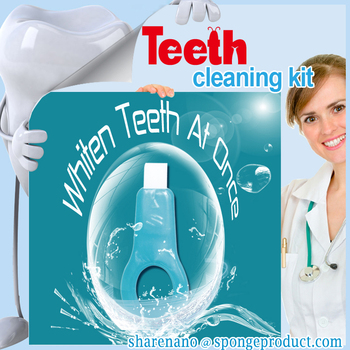 Patented Alibaba English Birthday Gifts For Men Sponge Whiten Teeth Promotion