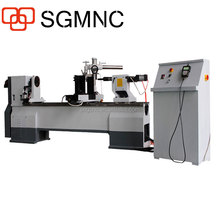 industrial machinery equipment cnc wood turning lathe wood copy lathe automatic