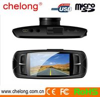 Strong GPS signal! Support Dual cards up to 64GB 1080p mini car camera mobile dvr