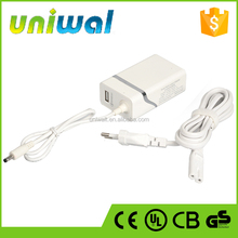 Smart Multi-output Adapter 5V/9V/12V 2A Output for Qualcomm Quick Charge 3.0 USB Charger 18-20V 2A AC DC Power Adapters