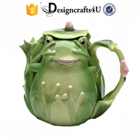 China Wholesale New Green Frog Cute