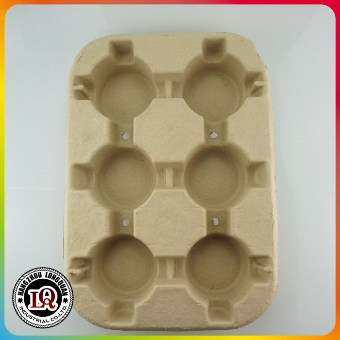 Disposable 6 Pack Potted Plant Tray