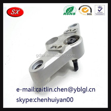 High quality carbon steel MotorcycleTriple Tree Front End Upper Top Clamp