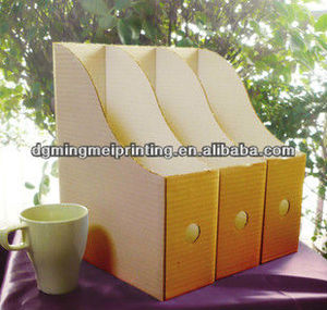 High quality and cheap paper board storage boxes