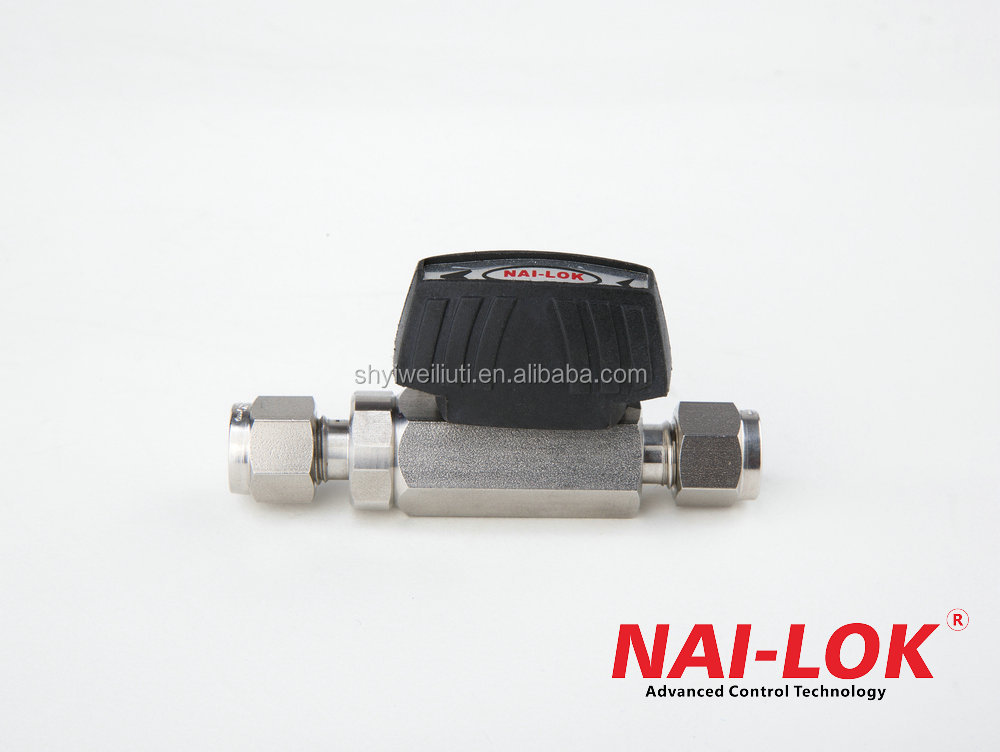 Small mini ball valve for water air oil and gas